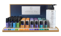 Essential Oil - SPA Display