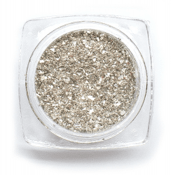 Glitter powder Thin Silver