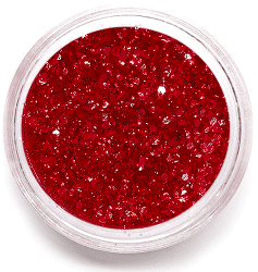 Glitter Mix Single Colour Red