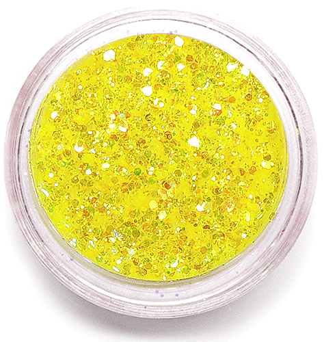Glitter Mix Yellow