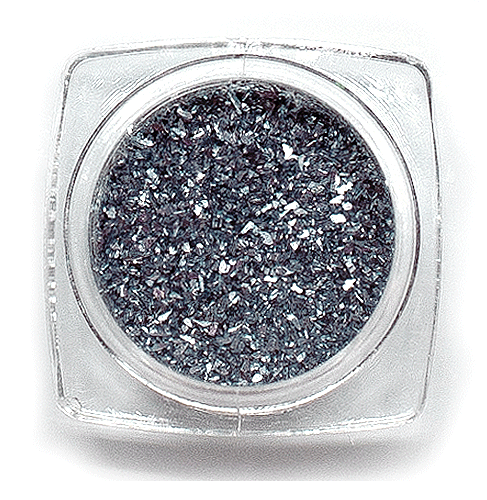 Glitter powder Thin Dark Blue