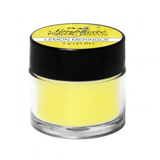Lemon Meringue. True color