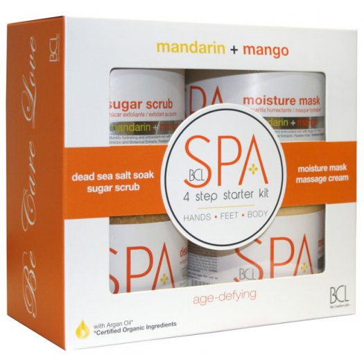Mandarin & Mango Starter kit 454 g, 473 ml